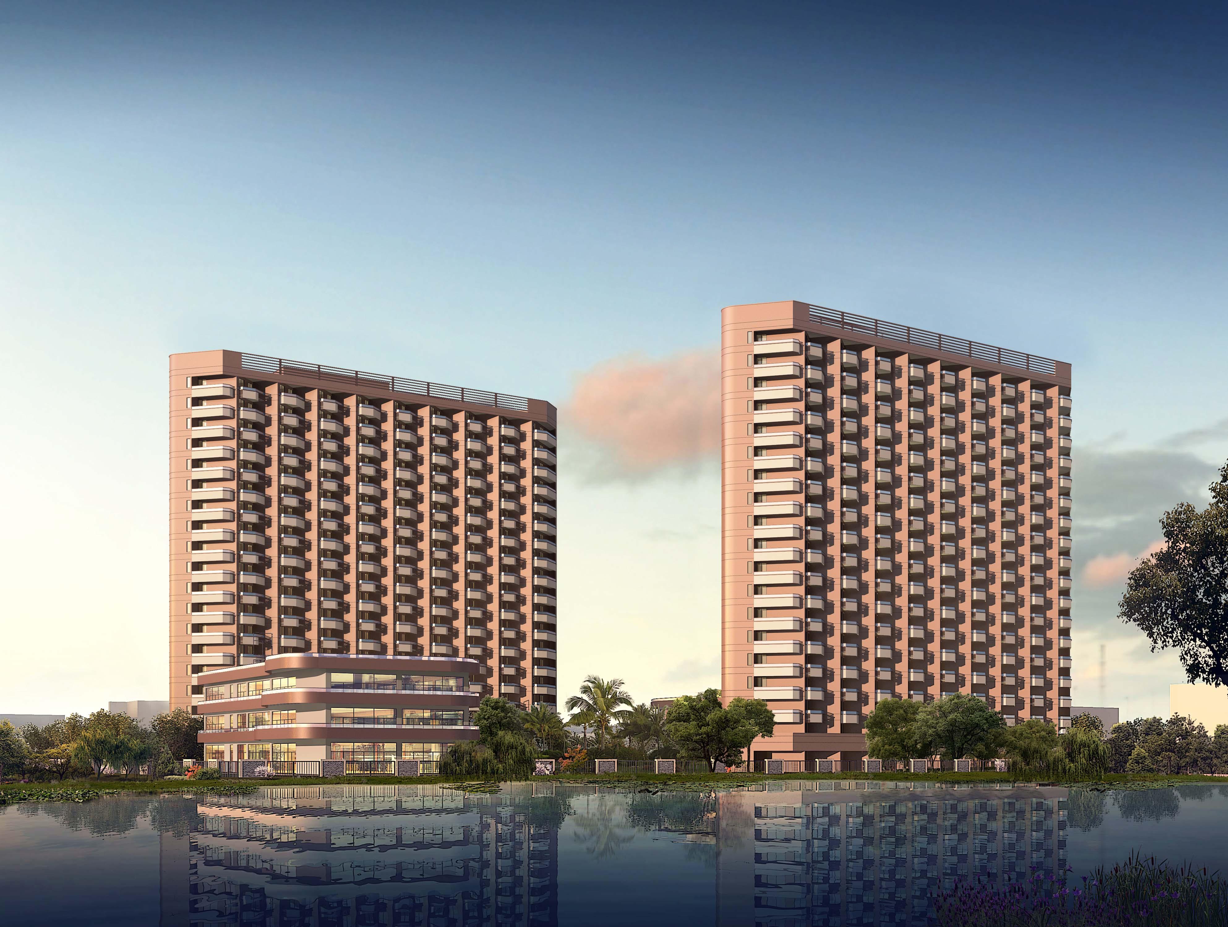 南京浦口桥林丝兰湖保障房一期项目