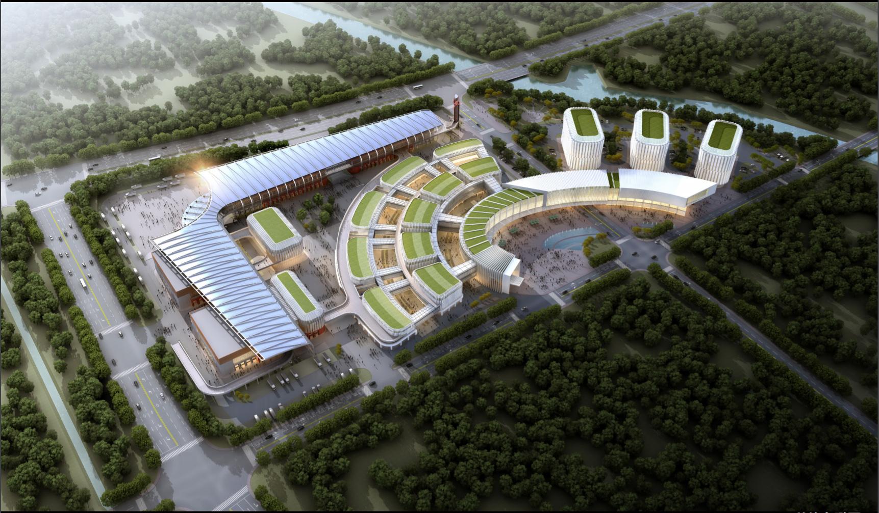 南京高淳螃蟹城产业园A地块