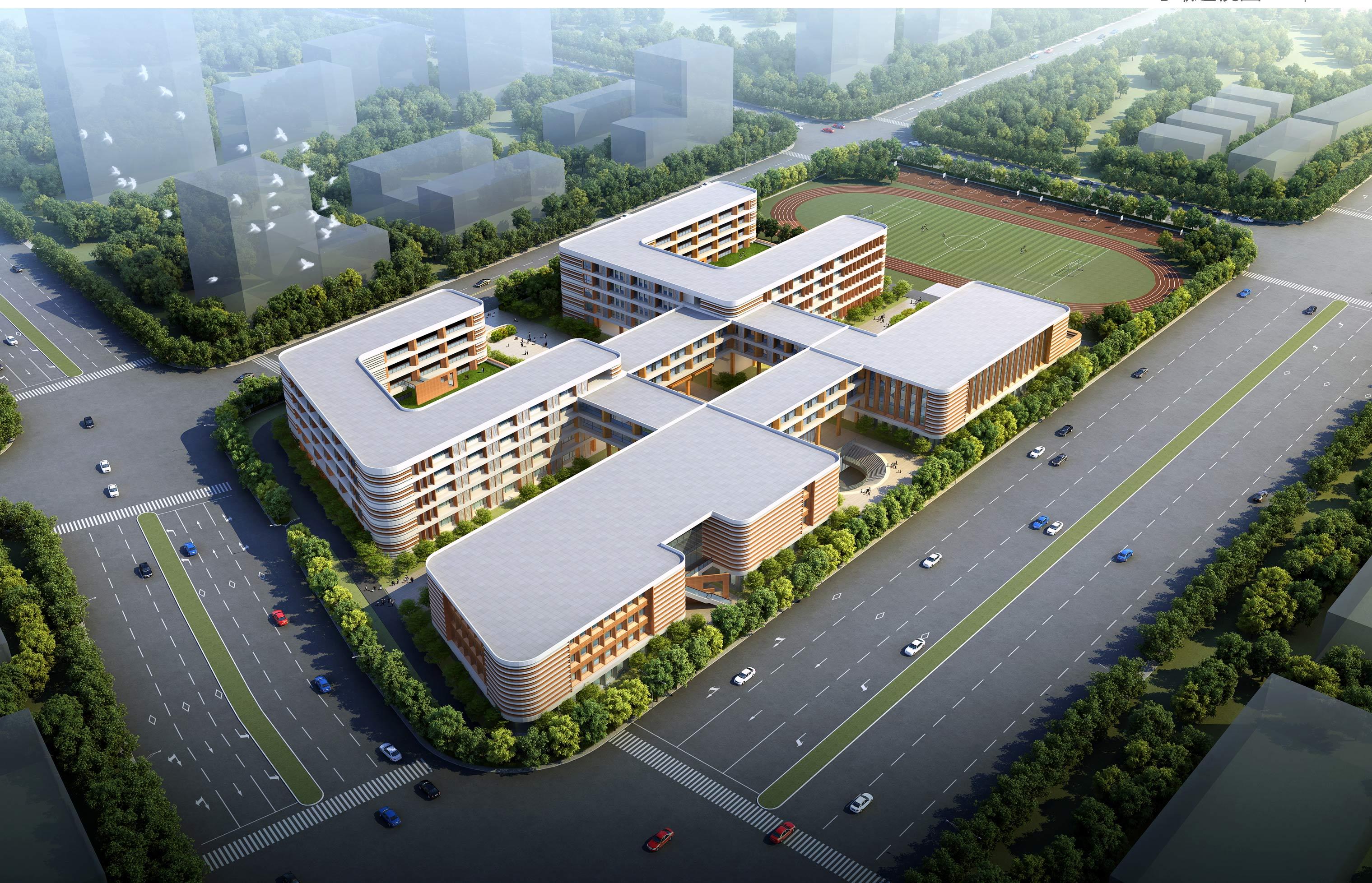 南京南站宏运学校新建工程项目EPC工程总承包(装配式)